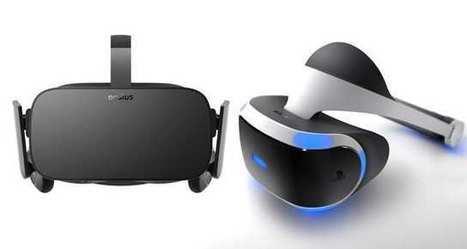 La réalité virtuelle prête à se lancer à l'assaut du marché | Clic France | Scoop.it