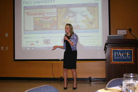 Pace University ePortfolio - Caitlin Meuser | ePortfolios-examples | Scoop.it