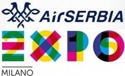 AIR SERBIA VOLA ALL'EXPO 2015 | imposta patrimoniale | Scoop.it