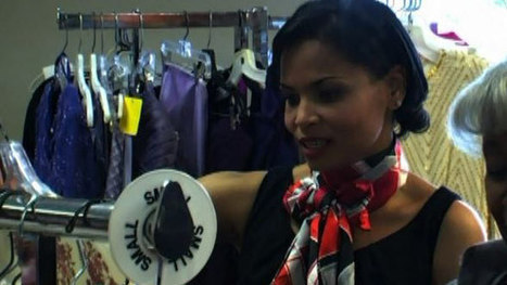 Fashion-conscious shoppers look for unique gear at thrift stores - WBRC | Vivian So | Scoop.it