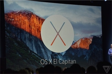 WWDC2015: Apple présente OS X El Capitan, iOS9, et Apple Music | Apple, IMac and other Iproducts | Scoop.it