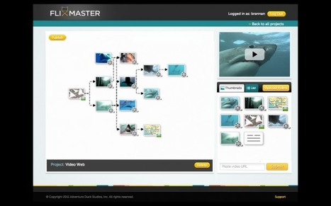 Flixmaster makes HTML5 video interactive | Video Breakthroughs | Scoop.it
