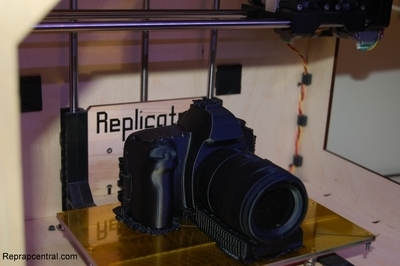 A 3D Printed Camera - Almost! | 3D Printing and Fabbing | Scoop.it
