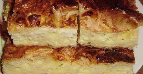 Pita sa sirom i tikvicama – Jelena Nikolić - Recepti i Kuvar online | Recepti i Kuvar | Scoop.it