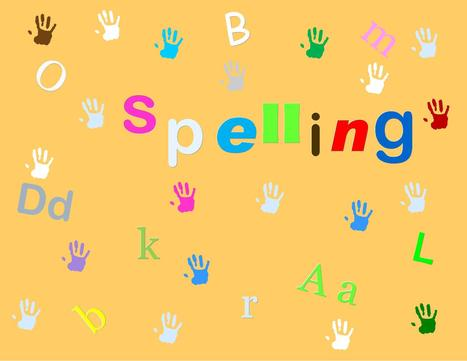 Improving our Child's Spelling Skills – Part 3 | My Daily Pages | Scoop.it