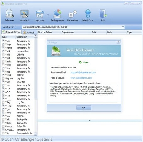 Wise Disk Cleaner Free 7.01 Beta | Freewares | Scoop.it