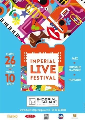 Impérial Live Festival… ça va jazzer à Annecy | Savoie d'hier et d'aujourd'hui | Scoop.it