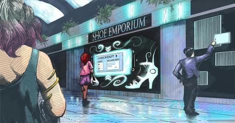Say hello to the future mall: It's nothing like today | Social Media + Retail Mkting News | Scoop.it