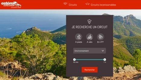 Estérel Côte d'Azur invite ses clients à la balade | Etourisme.info | Estérel Côte d'Azur tourisme | Scoop.it