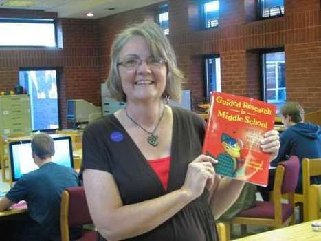 MHS librarian's book published - NorthJersey.com | Teaching through Libraries | Scoop.it
