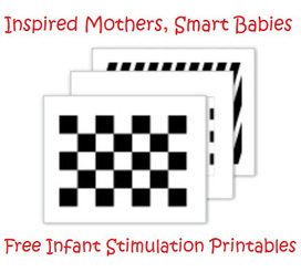 Teaching My Toddlers: Free Infant Stimulation Flashcards | Bright Baby Care | Scoop.it