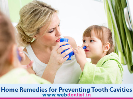 Best Home Remedies for Preventing Tooth Cavities | Dental health conditions, Treatments & remedies. | Scoop.it