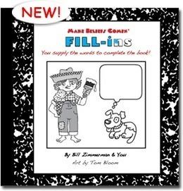 Make Beliefs Comix e-books from Bill Zimmerman | technologies | Scoop.it