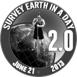 Surveyors Invited to 'Survey Earth in a Day' | Geospatial Industry | Scoop.it