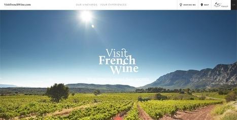 La France lance un site pour promouvoir l'oenotourisme | Le vin quotidien | Scoop.it