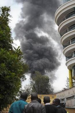 Two terrorists killed, Nairobi mall toll 62: Kenya government (Third Lead) - Politics Balla | Politics Daily News | Scoop.it