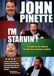 Watch John Pinette I'm Starvin'! Movie [2007]   Online For Free With Reviews & Trailer   Hollywood on Movies4U   Scoop.it