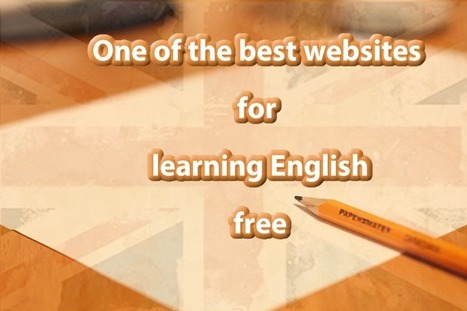 Best website for learning English free | Learning Basic English, to Advanced Over 700 On-Line Lessons and Exercises Free | Scoop.it