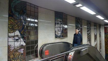 Metro Art in Brussels | World of Street & Outdoor Arts | Scoop.it