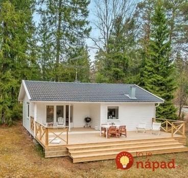 Čarovný biely domček v hlbokých švédskych lesoch! | Domácnosť a bývanie | Scoop.it