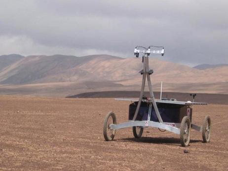 Autonomous Rover Drills Underground in the Atacama | Astrobiology | Scoop.it
