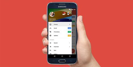 Gmail now supports Microsoft Exchange accounts on Android | Mobile Learning & mobile devices | Scoop.it