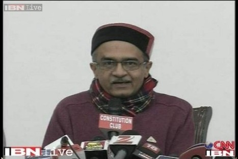 AAP will fight 2014 Lok Sabha polls in all the states: Prashant Bhushan | Current News Of India: India's top portal for news,movies news, bollywood news, videos news,politics news,cricket news, Sports  news,celebrity pictures, business news. | Scoop.it