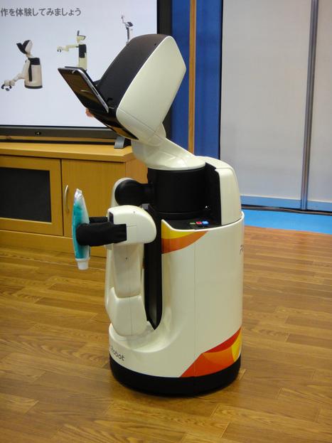 Un partenaire-robot pour assister quotidiennement les personnes handicapées | Une nouvelle civilisation de Robots | Scoop.it