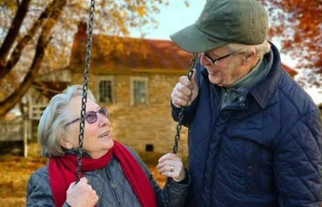 Aging Couples Connected in Sickness and Health | UANews | CALS in the News | Scoop.it
