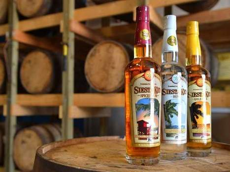 Siesta Key Spiced Rum dessert makes it to Disney | Rhum | Scoop.it