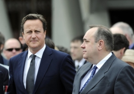 Scottish independence: David Cameron offers Alex Salmond referendum deal - News - Scotsman.com | My Scotland | Scoop.it