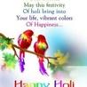Holi SMS 2014 - Holi SMS in Hindi, Shayari 140 Character Messages