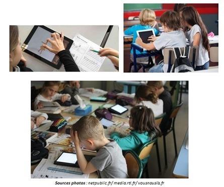 Le numérique à l'école, si on en parlait ? | Le blog des histoires numériques pour enfants | Education numérique | Scoop.it