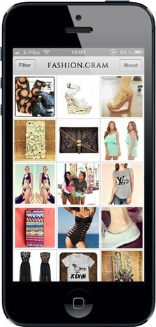 fashion.gram - Shop popular fashion from Instagram | What's news in Fashion start-ups ? | Scoop.it