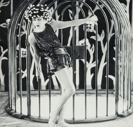 Silent film legend's costumes discovered in Georgia trunk | Vintage and Retro Style | Scoop.it