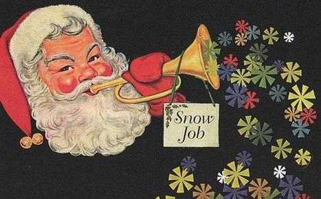 A Christmas music expert made us a playlist of oddball holiday tunes | Records&Collecting | Scoop.it