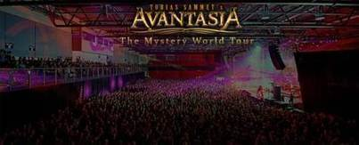 AVANTASIA: Video Footage Of HELLFEST Press Conference - June 26, 2013 - BLABBERMOUTH.NET | A rockear | Scoop.it