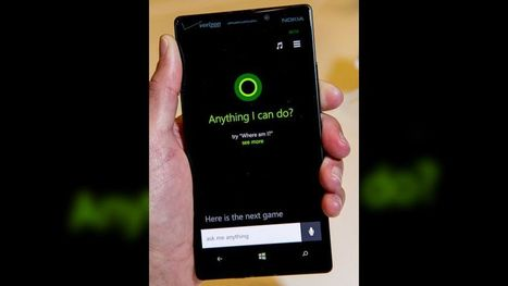 From Clippy to Cortana, Microsoft Tries to One-Up Competitors - ABC News | Windows Phone | Scoop.it