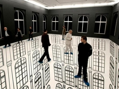 15 Totally Trippy Photo Illusions | Quirky (with a dash of genius)! | Scoop.it