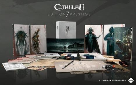 L'Appel de Cthulhu, 7e édition française | Jeux de Rôle | Scoop.it