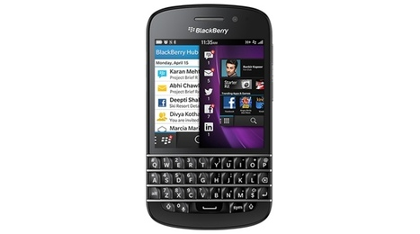 BlackBerry Delights Consumers By Reducing Q10 Price For Limited Period | Channelradar | Scoop.it