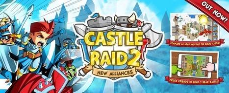 Castle Raid 2 1.0 APK Free Download - APK Gadget® | Android Custom Roms | Scoop.it
