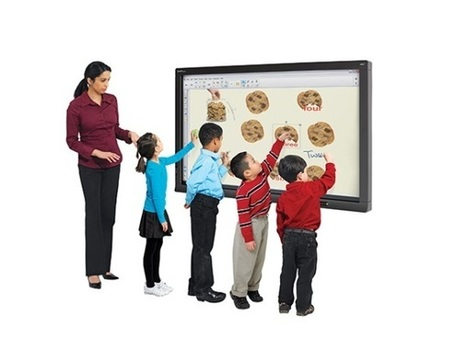 SMART Board 8055i : écran plat interactif pour l'éducation de 55"