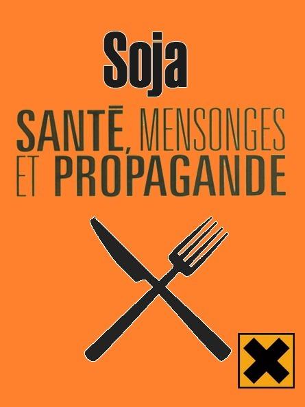 Soja Non fermenté ● DANGER ! #CQVC ● mensonges et propagande | MENU Santé Danger ! #CQVC | Scoop.it