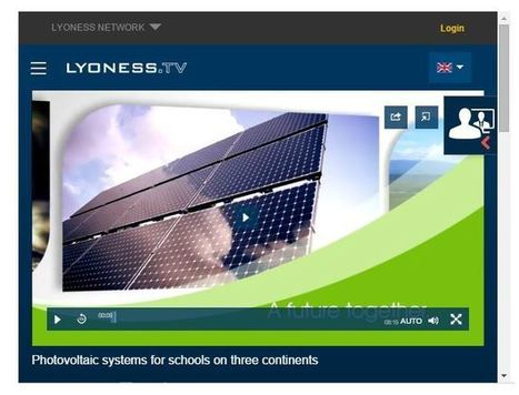 Greenfinity, engagé dans le développement durable   LyonessFr   Scoop.it