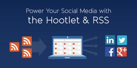Vos premiers pas avec HootSuite Syndicator : le lecteur de flux RSS intégré à votre tableau de bord HootSuite [tuto] | Time to Learn | Scoop.it
