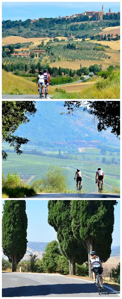 Cycling in Italy | The top 5 places to cycle in Tuscany | Italia Mia | Scoop.it