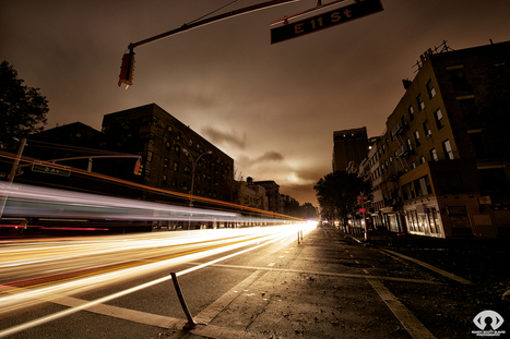 NYC Unplugged: Rare Photos of New York in Darkness - Amazing Pics | Vers les hauteurs | Scoop.it