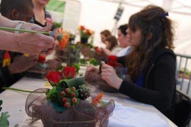 La fleur, tout un art - Sud Ouest | L'actualité sur le métier de fleuriste | Scoop.it