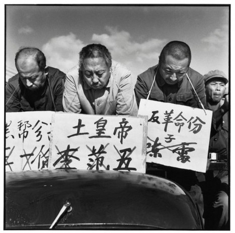 Li Zhensheng : les négatifs oubliés de la Révolution culturelle – Lense.fr   PHOTO : PⒽⓄⓣⓄ ⅋ +   Scoop.it